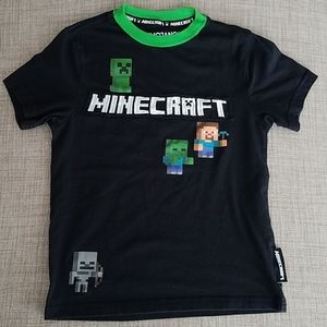 Minecraft Graphic Tshirt